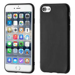 GSM City telefoniümbris telefonile iPhone 6/6S, must