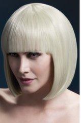 Blond parukas Elise