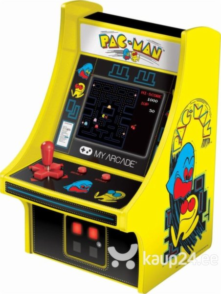dreamGEAR Retro arkaad mängukonsool Pac-Man