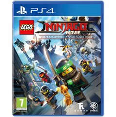 Mäng Lego The Ninjago Movie, PS4