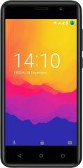 Prestigio Grace V7, 16 GB, Dual Sim, Black hind ja info | Mobiiltelefonid | kaup24.ee