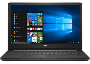 "Dell Inspiron 3576, 15"", 1TB, Win10H"
