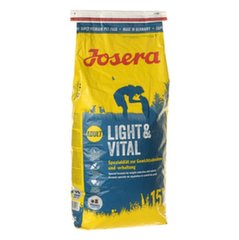 Josera Light & Vital, 15 kg