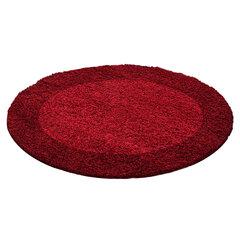 Vaip Ayyildiz LIFE ROUND red, 120X120 cm