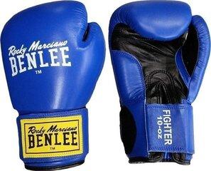 Poksikindad Benlee Fighter, sinine/must hind ja info | Võitluskunst | kaup24.ee