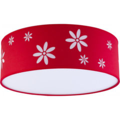 Laevalgusti TK Lighting Flora Red