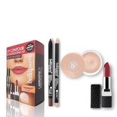 Huulevärvide komplekt Bellapierre Cosmetics Nude