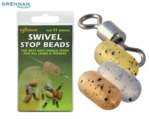 Vurr stopperiga Drennan Swivel Stop Beads