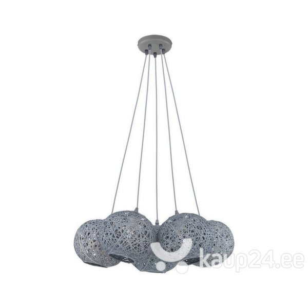 Rippvalgusti TK Lighting Backaz Gray 1868