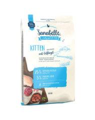 Kuivtoit Sanabelle Kitten kassipoegadele ja tiinetele ning imetavatele kassidele, 10kg