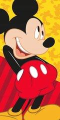 Laste rätik Mickey hind ja info | Rätikud | kaup24.ee