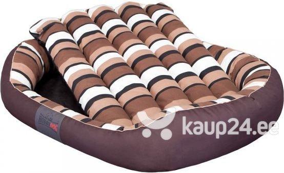 Hobbydog lemmiklooma voodi Owal XXL, pruun цена