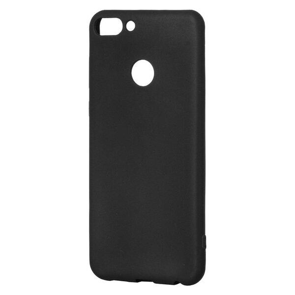 Soft Matt Case Gel TPU чехол для телефонаHuawei P Smart черный