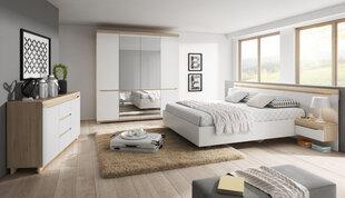Elutoamööbli komplekt Avallon, valge/pruun