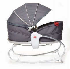 Lamamistool Tiny Love Napper 3in1, grey