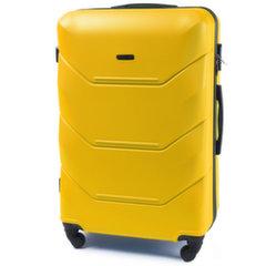 Keskmise suurusega kohver Wings Peacock M, kollane hind ja info | Kohvrid, reisikotid | kaup24.ee
