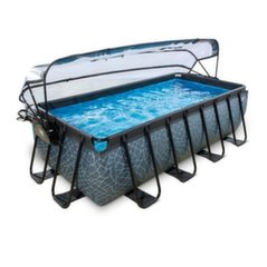 Katusega bassein Exit, 400 x 200 cm