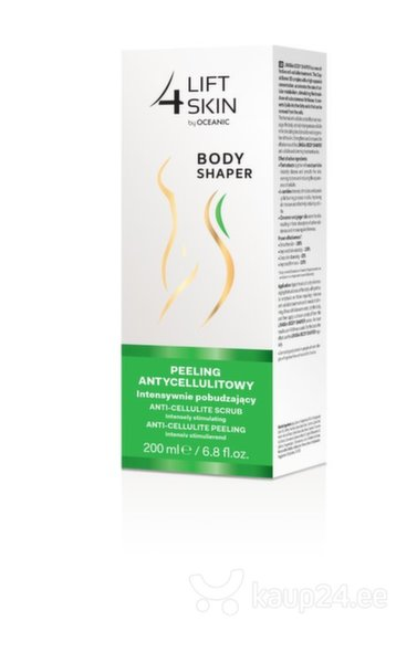 Kehakoorija Lift 4 Skin Body Shaper Anti Cellulite 200 ml цена