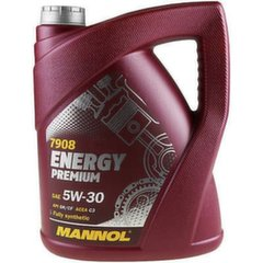 Mannol Energy Premium 5W-30 Fully Synthetic, 5л цена и информация | Масляные | kaup24.ee