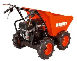 Bensiinimootoriga aiatraktor Hecht 2636 hind ja info | Murutraktorid | kaup24.ee