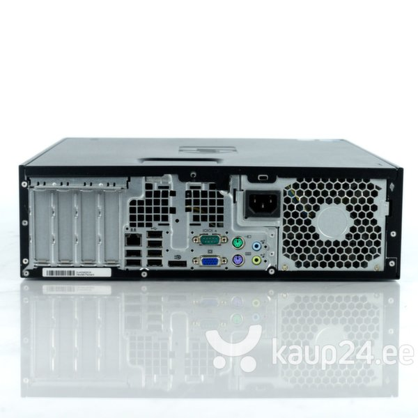 Lauaarvuti HP 8200 Elite SFF i5-2400 16GB 240SSD DVD WIN7Pro