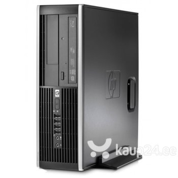 Lauaarvuti HP 8200 Elite SFF i5-2400 16GB 240SSD+500GB DVD WIN7Pro