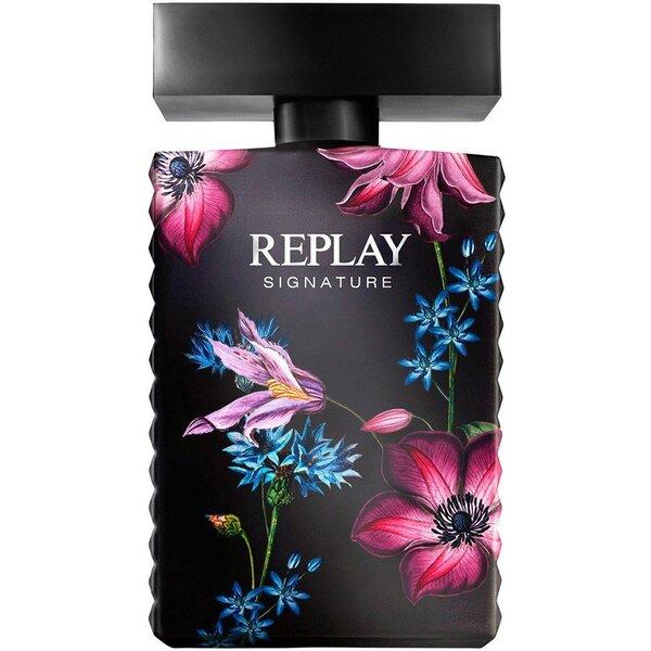 Parfüümvesi Replay Signature EDP naistele 30 ml