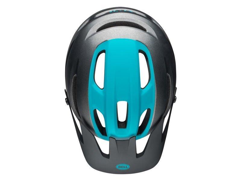 Велосипедный шлем Bell 4Forty BEL-7091285, черный/синий отзыв