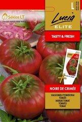Съедобные помидоры Noire De Crimėe цена и информация | Семена овощей, ягод | kaup24.ee