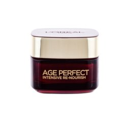 Toitev kreem küpsele nahale L'Oreal Paris Age Perfect Intensive Renourish Manuka Honey 50 ml