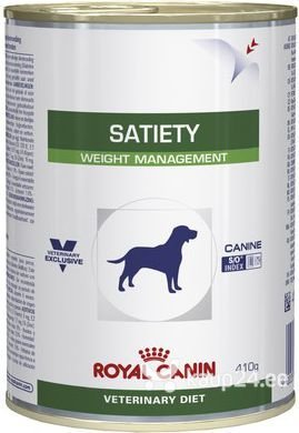 Royal Canin väikestele ülekaaluliste koerte tõugudele Dog Satiety Weight Management, 410 g