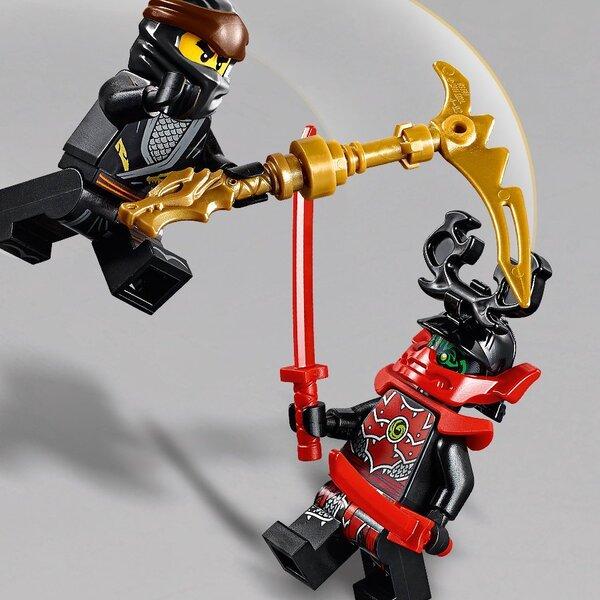 70669 LEGO® NINJAGO Земляной бур Коула