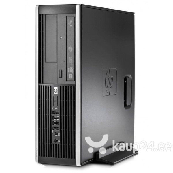 Lauaarvuti HP 8200 Elite SFF i5-2400 4GB 120SSD DVD WIN7Pro