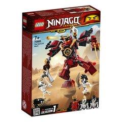 70665 LEGO® NINJAGO Samurai robotauto hind ja info | Kokkupandavad mänguasjad | kaup24.ee