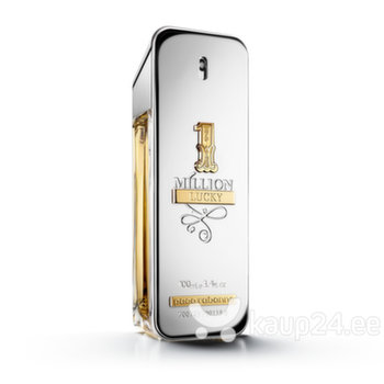 Tualettvesi Paco Rabanne 1 Million Lucky EDT meestele 100 ml