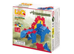 Jaapani konstruktor LaQ Dinosaur World mini Stegosaur