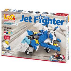 Jaapani konstruktor LaQ Hamacron Constructor Jet Fighter