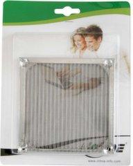 InLine Fan Grill Aluminum Filter 92x92mm (33379A)