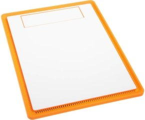 BitFenix Panel Mesh-Front for Prodigy, White-Orange (BFC-PRO-300-WOFNA-RP)