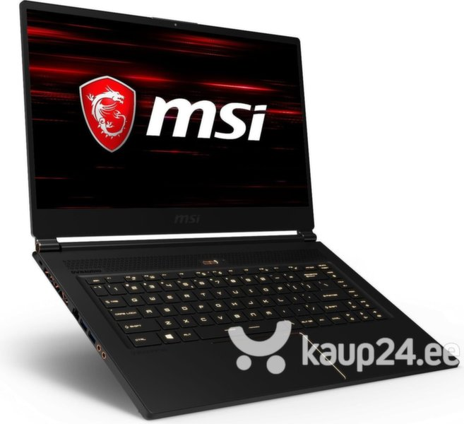 MSI GS65 8RE-237PL 16 GB RAM/ 256 GB M.2 PCIe/ Win10H