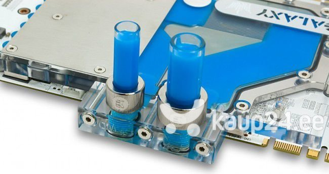 "EK Water Blocks EK-HDC G1 / 4 "", 12mm Green (3831109847411) дешевле"