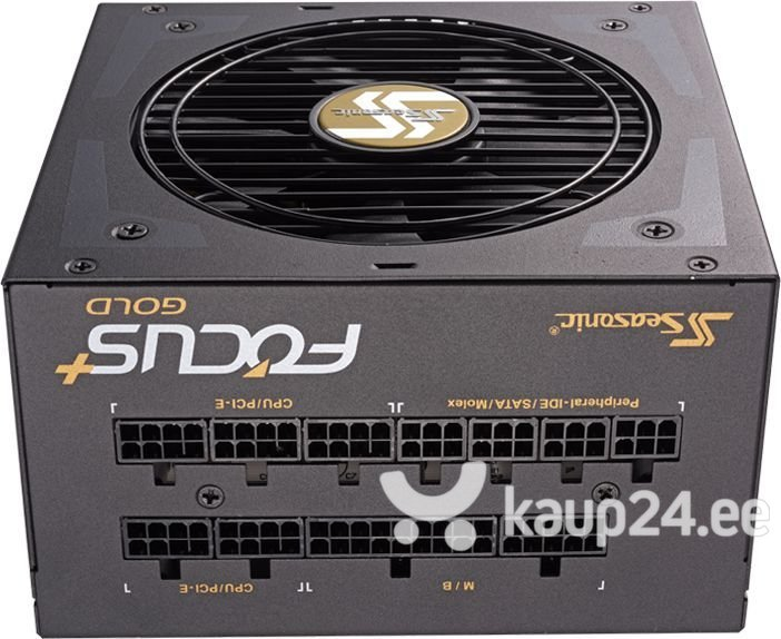 SeaSonic Focus Plus Gold 550W (SSR-550FX) hind