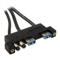 Lian Li PW-IN20AH65TO I/O Panel USB 3.0 internal (PW-IN20AH65TO)