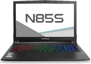 Hyperbook N85S I5-8300H/8GB/1TB/GTX 1050 16 GB RAM/ 128 GB M.2 PCIe/ 256 GB SSD/