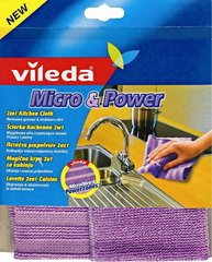 Кухонная тряпка VILEDA Micro&Power