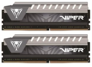 Patriot Viper ELITE DDR4, 2x8GB, 2666MHz, CL16 (PVE416G266C6KGY)