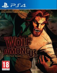 PS4 mäng The Wolf Among Us