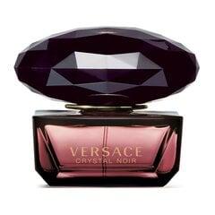 Tualettvesi Versace Crystal Noir EDT naistele 30 ml