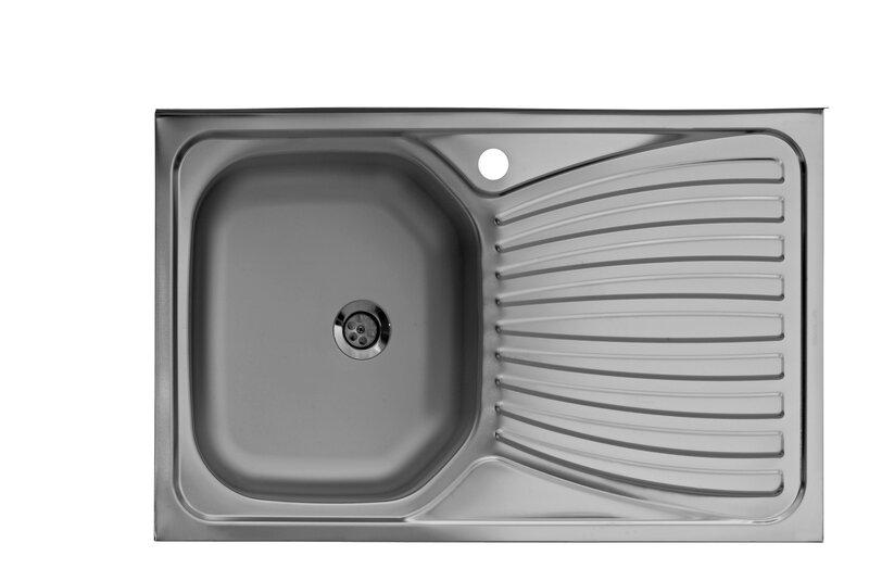 Кухонная раковина ARTENOVA E50X80
