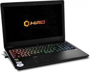Hiro 950ER H59 (NBCP950ER-H59 NTT) hind ja info | Sülearvutid | kaup24.ee